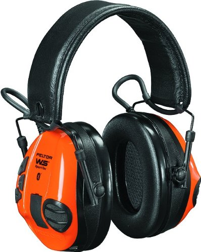 3M Peltor WS Tactical Sport Communications Headset, 20 dB Noise Reduction