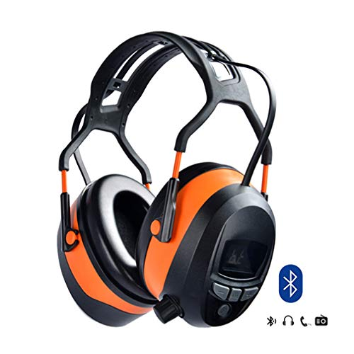Gardtech Bluetooth FM Stereo Hearing Protector Ear Protector Safety Earmuffs